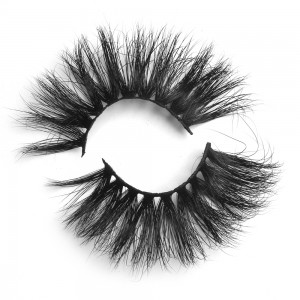 Wholesale Best and New 5D 25mm Mink Lashes 5D097