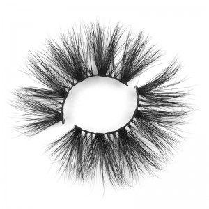 Quality Lash Factory Wholesale 3D mink Lashes and 5D 25mm mink lashes 5DN012