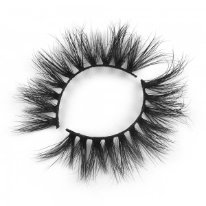 Best quality wholesale mink lash vendor 3D017