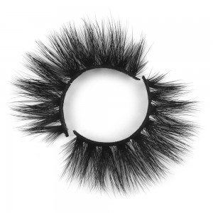 Private label wholesale 3D mink lash 3D045