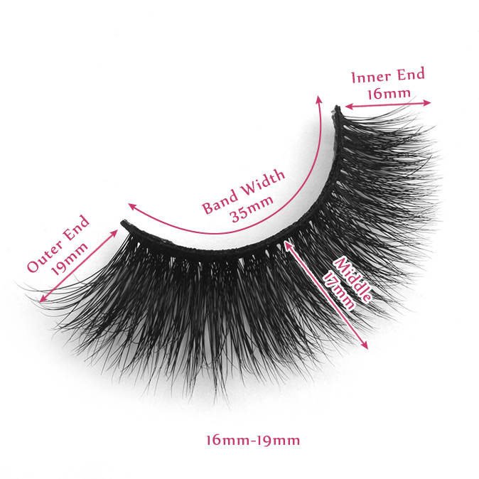 19mm lashes