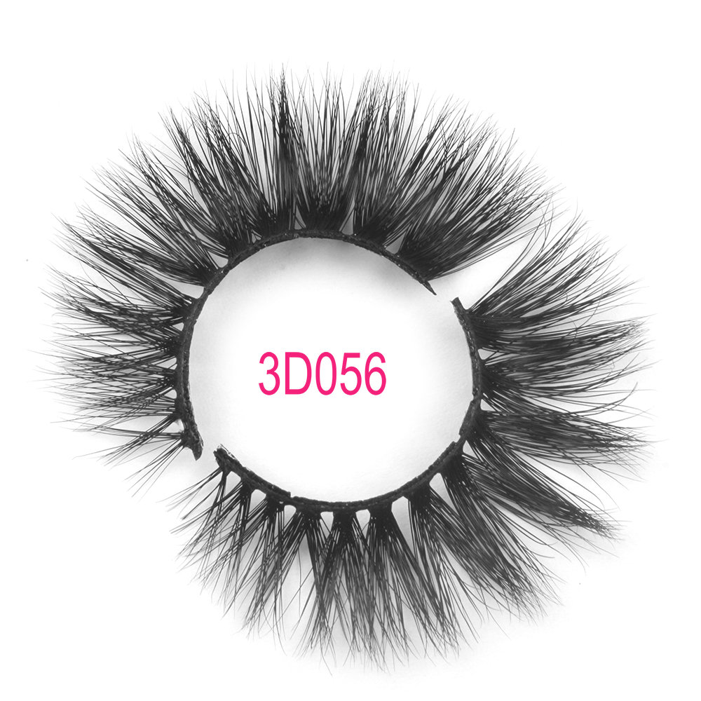 Acelashes 3D Mink Lashes Free samples