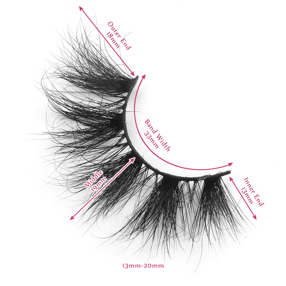 20mm lashes