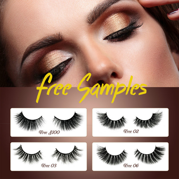 get free mink lashes samples from acelashes.com