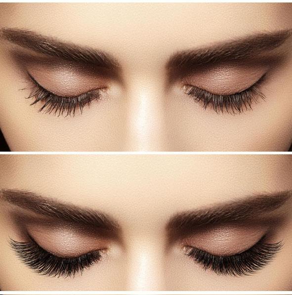 mink lashes for makeup